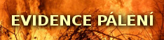 evidence pálení