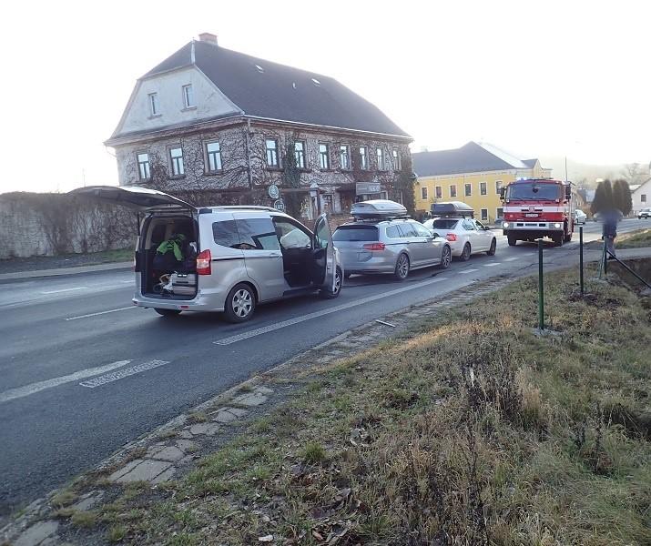 Dopravní nehoda LBC - Rynoltice